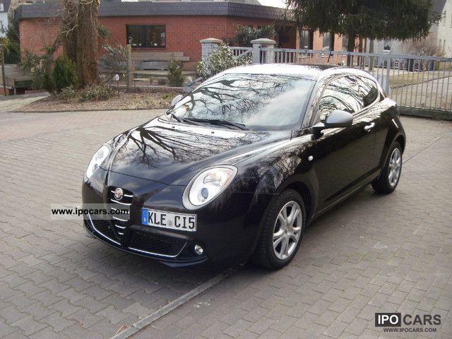2011 Alfa Romeo  Mito 1.4 16V Small Car Used vehicle photo