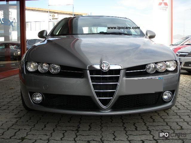 2009 Alfa Romeo  159 2.0 JTDM Distinctive 170CV Limousine Used vehicle photo