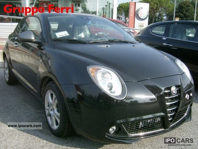 2011 alfa romeo mito 1 4 super nero 70cv con permuta. Black Bedroom Furniture Sets. Home Design Ideas