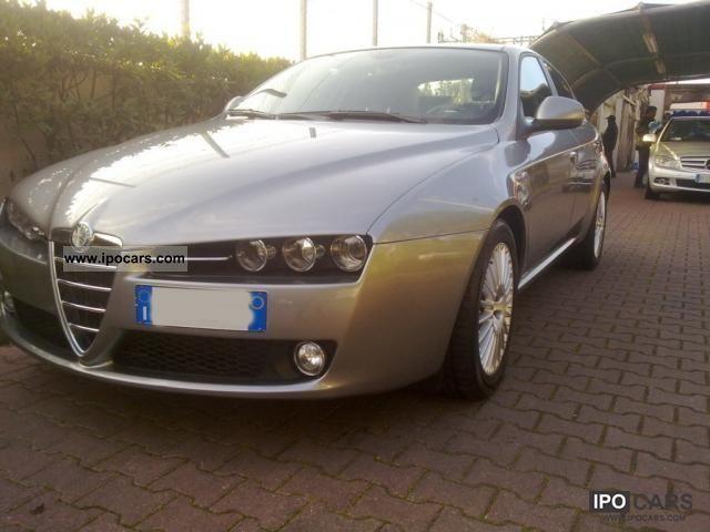 2007 Alfa Romeo  JTDm 159 1.9 16V Exclusive Other Used vehicle photo