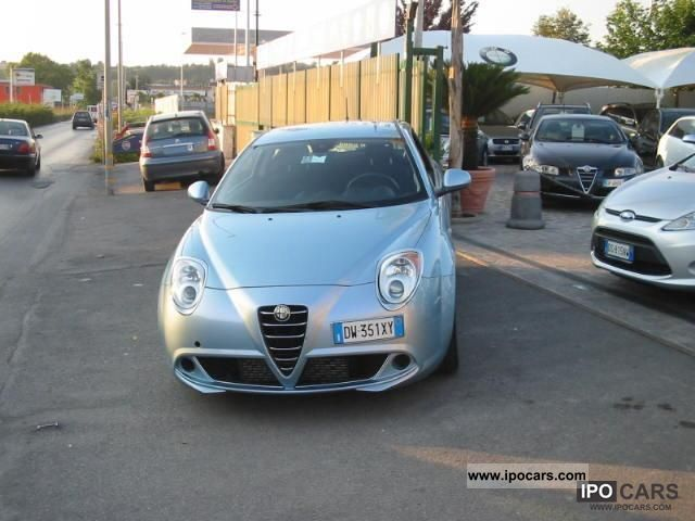 2009 Alfa Romeo  MiTo 1.6 JTDM Turismo Small Car Used vehicle photo