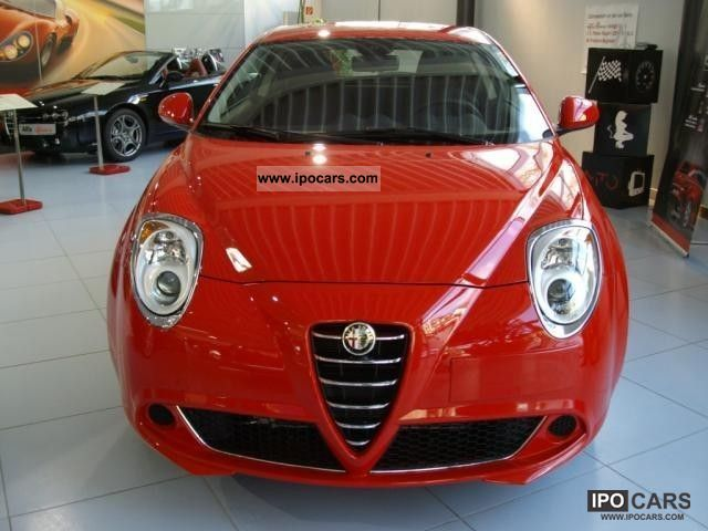 2011 Alfa Romeo  MiTo 1.4 16v Turismo day registration ' Limousine Pre-Registration photo