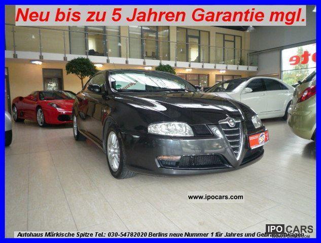 2006 Alfa Romeo GT 1.8 TS 16V progression air sports equipment Sports ...