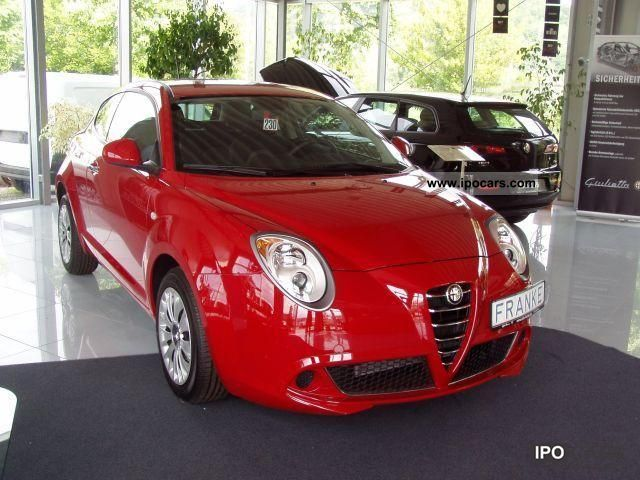 2011 Alfa Romeo  Mito 1.4 16V (955) Small Car Demonstration Vehicle photo