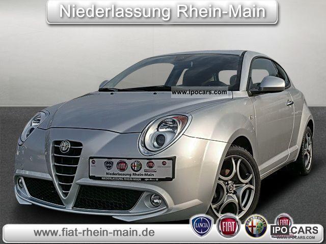 2011 Alfa Romeo  MiTo 1.4 16V Turismo (climate PDC) Limousine Used vehicle photo