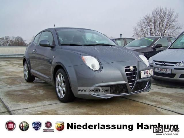 2008 Alfa Romeo  MiTo range 0 1.6 JTDM 16V 88KW (120HP) Turismo Limousine Used vehicle photo