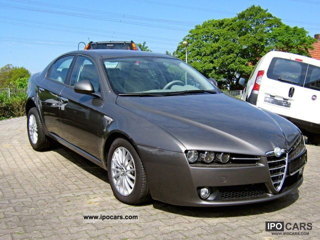 2005 Alfa Romeo 159 1.9 JTDM 16V DPF progression - Car Photo and Specs