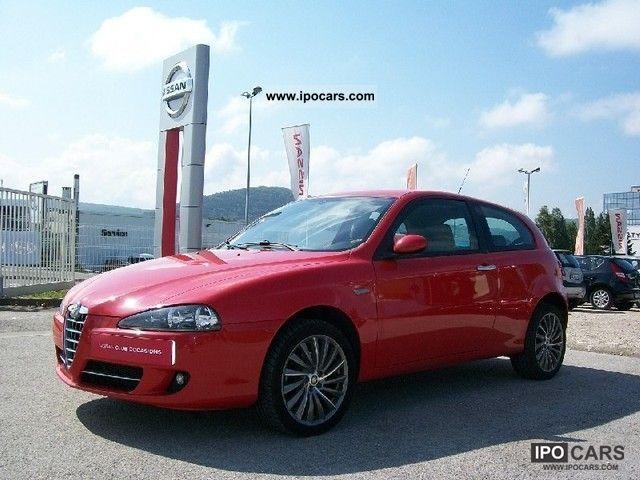 2007 Alfa Romeo  147 1.9 Multijet Distinctive JTD150 3p Limousine Used vehicle photo