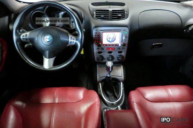 Check Engine Light On And Off >> 2004 Alfa Romeo GT 1.9 JTD MEGA CONVERSION - Car Photo and Specs
