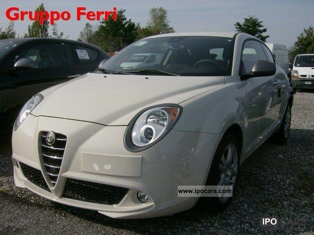 2011 Alfa Romeo  MiTo 1.4 8V 70cv Super Bianca - P.CONSEGNA Limousine New vehicle photo
