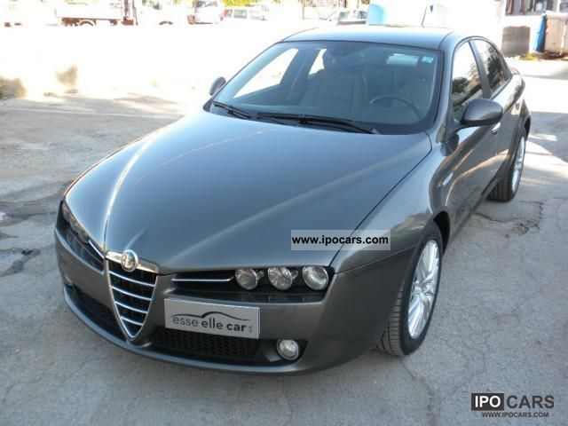 2009 Alfa Romeo  159 1.9 JTDM 16V Distinctive \ Limousine Used vehicle photo