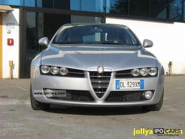 2008 alfa romeo jtdm 159 1 9 150 cv 39 000 km car. Black Bedroom Furniture Sets. Home Design Ideas