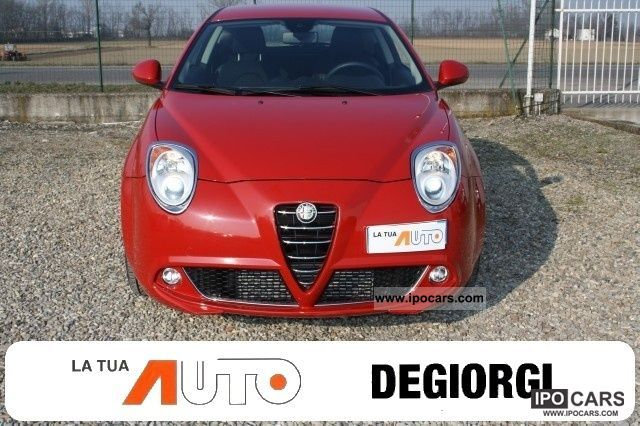 2011 alfa romeo mito 1 6 jtdm 2 s s 120 cv distinctive car photo and specs. Black Bedroom Furniture Sets. Home Design Ideas
