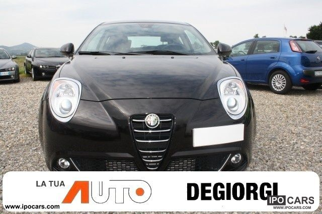 2011 alfa romeo mito 1 6 jtdm 2 s s 120 cv distinctive. Black Bedroom Furniture Sets. Home Design Ideas