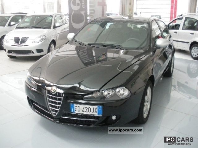 2010 alfa romeo 147 1 6 ts 105cv progression 5p car photo and specs. Black Bedroom Furniture Sets. Home Design Ideas