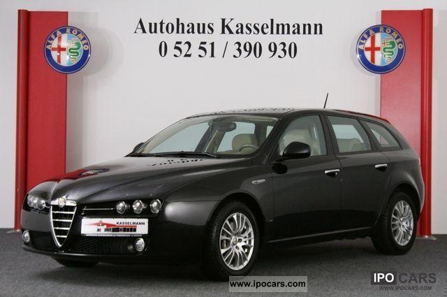 2008 Alfa Romeo  159 Sportwagon 1.9 JTDM Elegant Estate Car Used vehicle photo