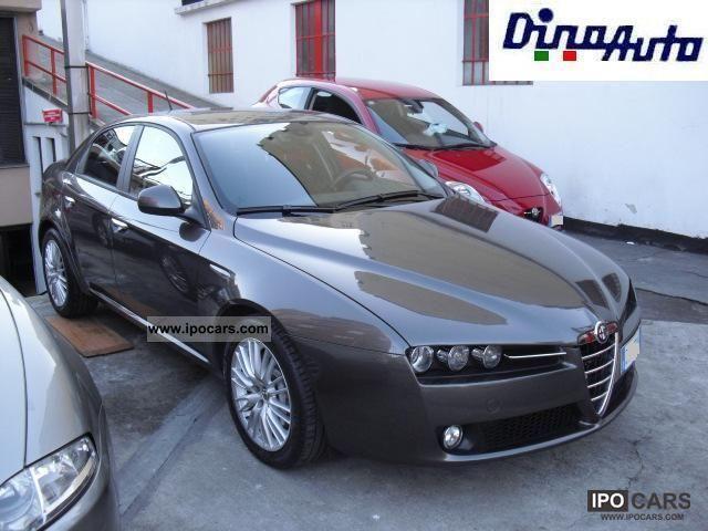2009 Alfa Romeo  159 1750 TBi Distinctive Other Used vehicle photo