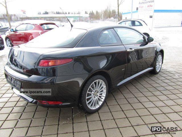 2008 alfa romeo alfa gt 1 8 ts distinctive sportiva car. Black Bedroom Furniture Sets. Home Design Ideas