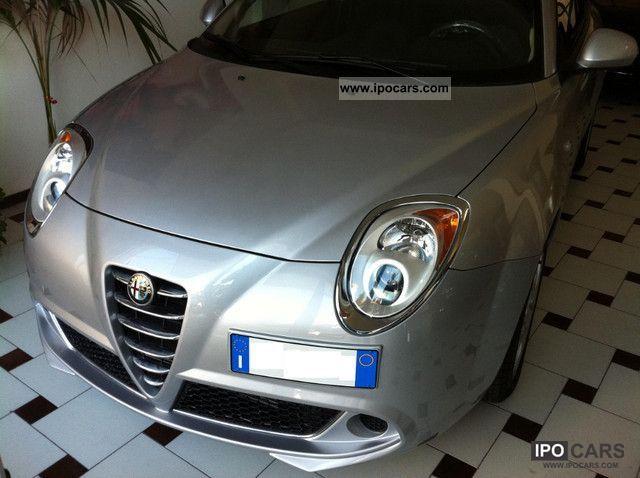 2009 Alfa Romeo  MITO 6.1 MTJ 120CV DISTINCTIVE \ Small Car Used vehicle photo