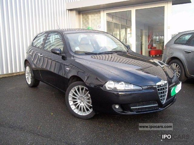 2008 Alfa Romeo  147 1.9 Multijet JTD120 Selective 3p Limousine Used vehicle photo