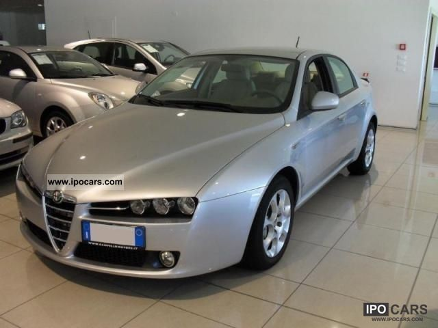 2009 alfa romeo 159 1 9 jtdm 150cv progression car photo and specs. Black Bedroom Furniture Sets. Home Design Ideas