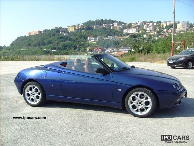 2006 Alfa Romeo Gtv 2 0 16v Cabriolet T S Car Photo And