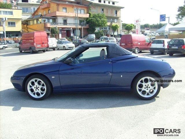 2006 alfa romeo gtv 2 0 16v cabriolet t s car photo and specs. Black Bedroom Furniture Sets. Home Design Ideas