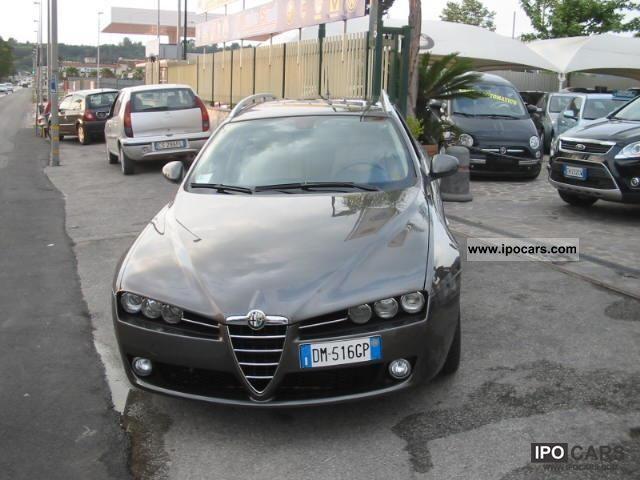 2008 Alfa Romeo  159 Sportwagon 1.9 JTDM 16V DPF automatic Distin Estate Car Used vehicle photo