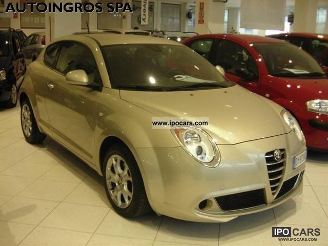 2011 Alfa Romeo  MiTo 1.4 78CV 8V S & S Distinctive Limousine Used vehicle photo