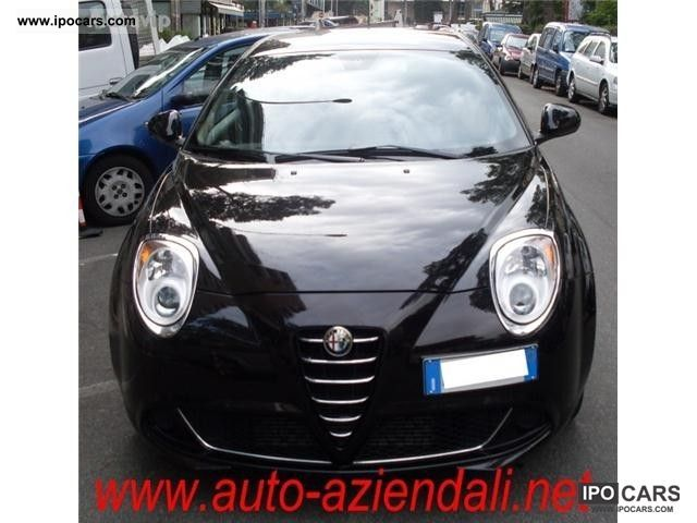 2010 Alfa Romeo  MiTo 1.6 16V Distinctive JTDm EURO 5 Other Used vehicle photo