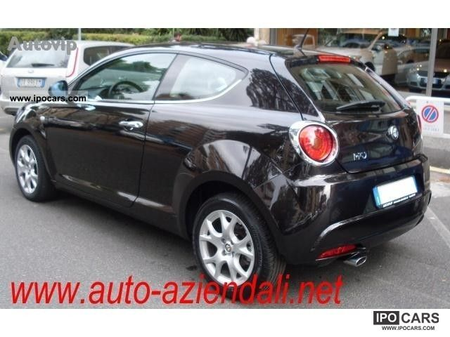 2010 alfa romeo mito 1 6 16v distinctive jtdm euro 5 car. Black Bedroom Furniture Sets. Home Design Ideas