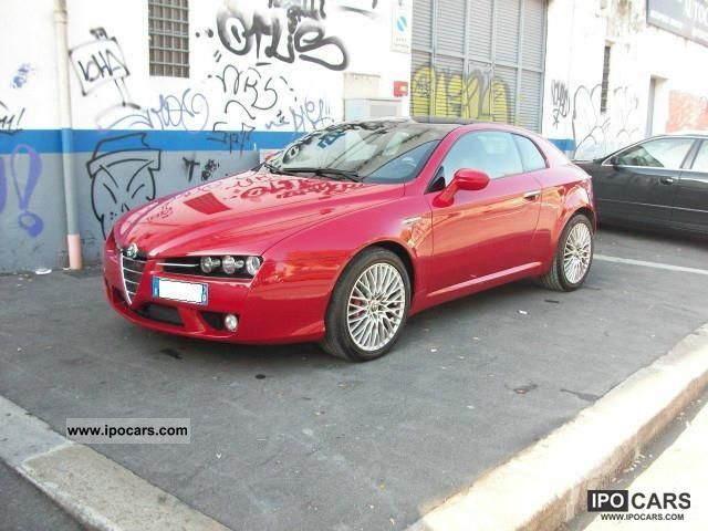 2008 Alfa Romeo  Brera 2.4 JTDM 20V DPF EXCLUSIVE navigatore Sports car/Coupe Used vehicle photo