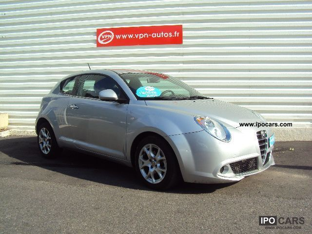 2011 Alfa Romeo  MITO 6.1 JTDM120 DISTINCTIVE S & S Limousine Used vehicle photo