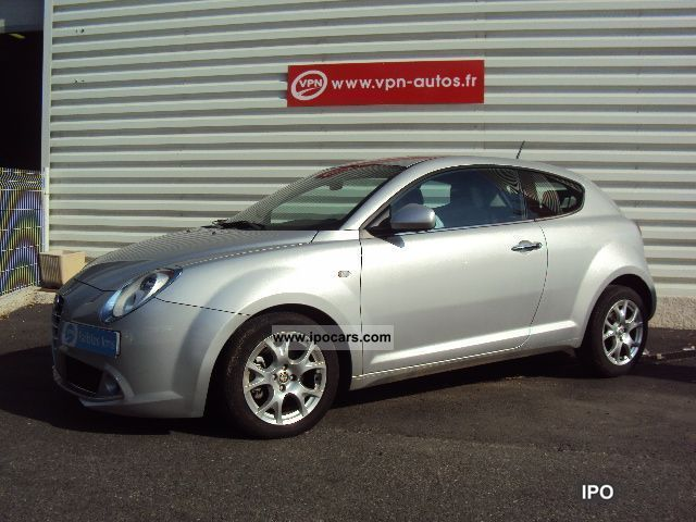 2011 alfa romeo mito 6 1 jtdm120 distinctive s s car. Black Bedroom Furniture Sets. Home Design Ideas