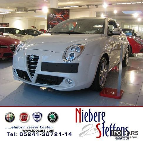 2012 Alfa Romeo  Mito 1.4 16V Super MultiAir Small Car Pre-Registration photo