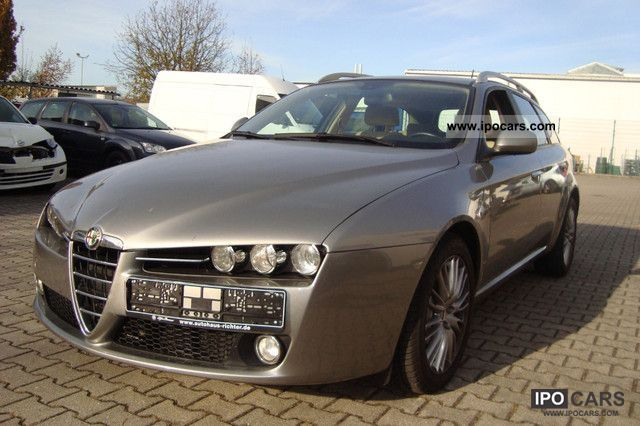 2009 alfa romeo alfa 159 sportwagon 2 4 jtdm 20v dpf automatic car photo and specs. Black Bedroom Furniture Sets. Home Design Ideas