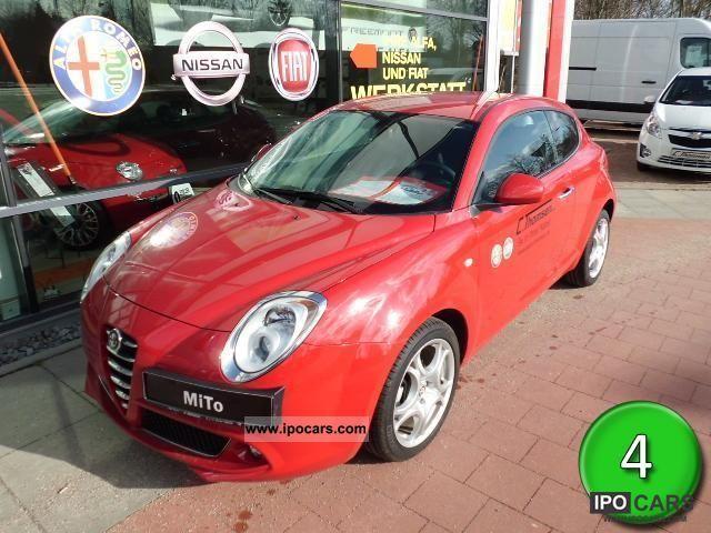 2011 Alfa Romeo  MiTo Turismo 4.1 95PS / air conditioning, radio / CD, Sportpa Limousine Demonstration Vehicle photo