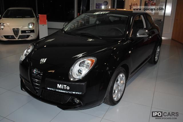 2012 alfa romeo mito 1 4 8v super climate pdc alloy. Black Bedroom Furniture Sets. Home Design Ideas