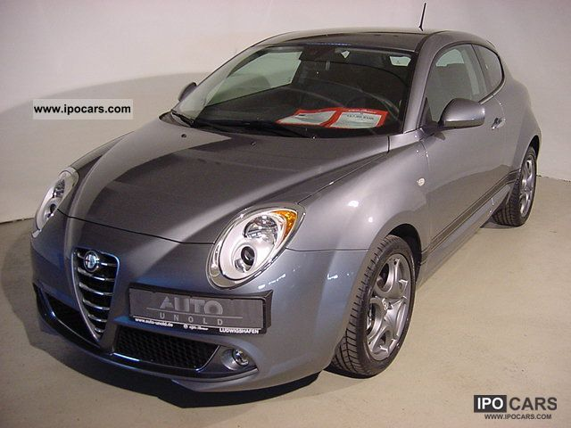 2010 alfa romeo mito 1 4 16v junior car photo and specs. Black Bedroom Furniture Sets. Home Design Ideas