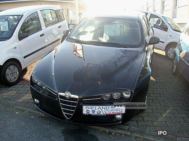 2008 Alfa Romeo  159 Sportwagon 1.9 JTD Elegant m. Climate automation Estate Car Used vehicle photo
