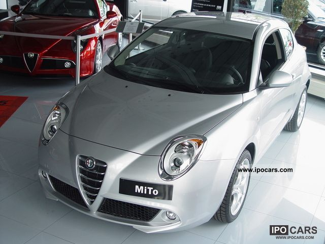 2011 Alfa Romeo  MiTo 1.4 16V Turismo 2011 * Sport Package * Bluetooth * Small Car Pre-Registration photo