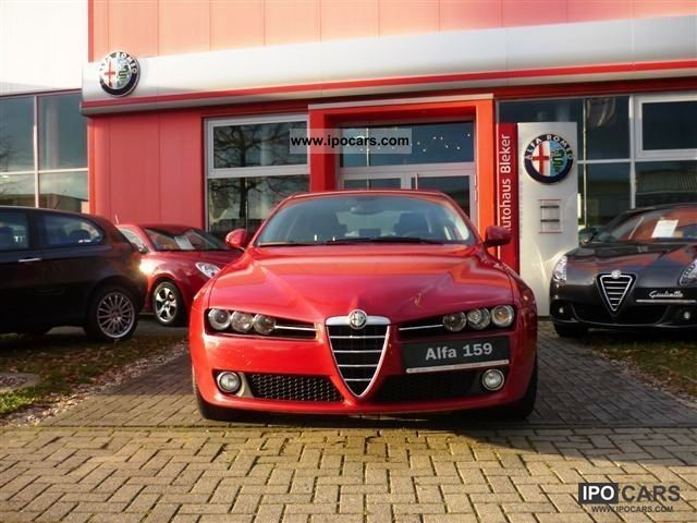 Alfa Romeo  BN 159 1.8 MPI 16V Distinctive 2007 Liquefied Petroleum Gas Cars (LPG, GPL, propane) photo