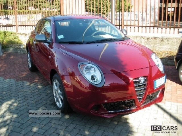 2011 Alfa Romeo  MiTo 1.4 105cv M.air S & S Super Limousine Used vehicle photo