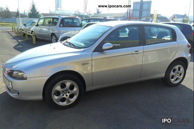 2007 alfa romeo milano 120 147 1 9 jtdm 5p car photo and specs. Black Bedroom Furniture Sets. Home Design Ideas