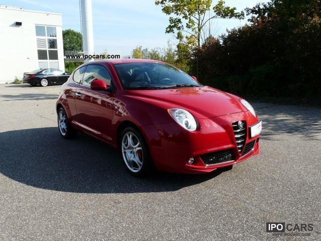 2009 Alfa Romeo  MiTo 1.4 16v TB Small Car Used vehicle photo