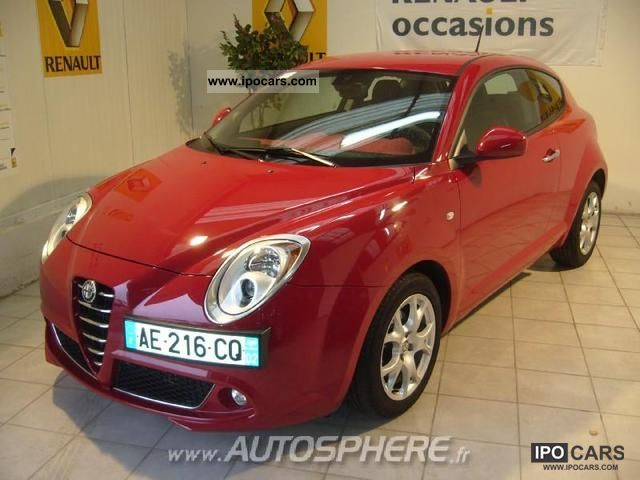 2009 Alfa Romeo  MiTo 1.3 16v JTDm95 Distinctive S & S Small Car Used vehicle photo