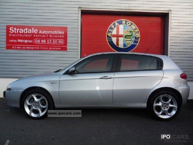 2008 Alfa Romeo  147 1.9 Multijet JTD120 Selective 5p Limousine Used vehicle photo