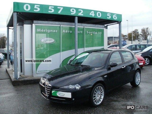 2007 Alfa Romeo  147 2.0 Selespeed Selective 5p Limousine Used vehicle photo