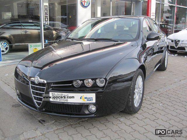 2007 Alfa Romeo  159 2.2 JTS 16V Distinctive, Xenon, Bose, 1 Han Limousine Used vehicle photo