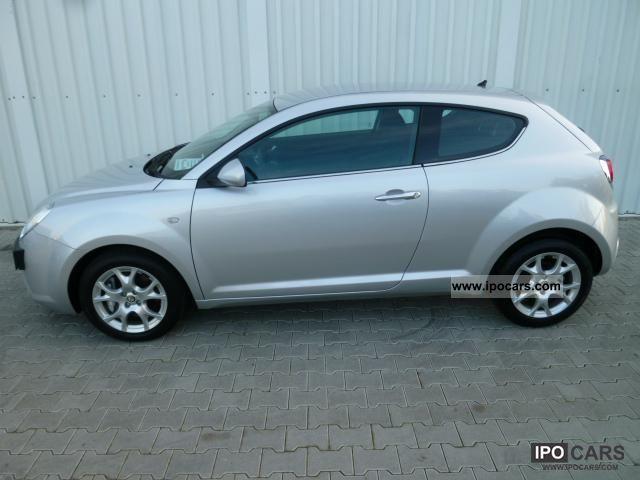 2011 Alfa Romeo  MiTo 1.4 Turbo Distinctive air conditioning, steering wheels ... Small Car New vehicle photo